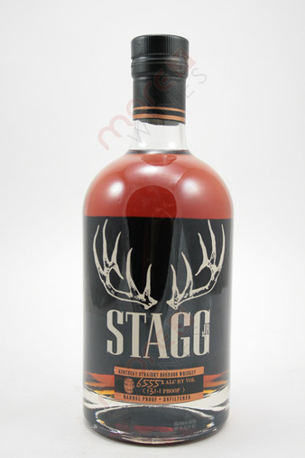 Stagg JR Barrel Proof Straight Bourbon Whiskey 750ml (65.55 ABV)