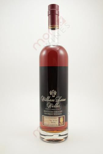William Larue Weller Kentucky Straight Bourbon Whiskey 750ml
