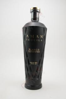 Aman Tequila Blanco 750ml