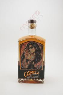 Carmela Caramel Flavored Whiskey