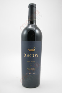 Decoy Limited Red Wine 750ml