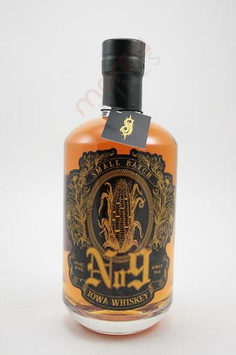 Slipknot No 9 Iowa Whiskey 750ml