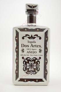 Tequila Dos Artes Anejo 1L