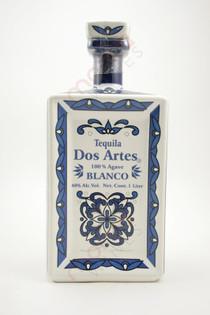 Tequila Dos Artes Blanco 1L