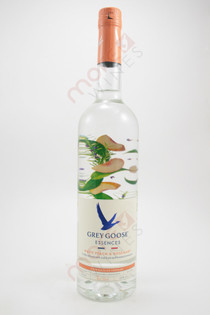 Grey Goose Essences White Peach & Rosemary Vodka 750ml