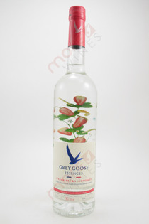 Grey Goose Essences Strawberry & Lemongrass Vodka