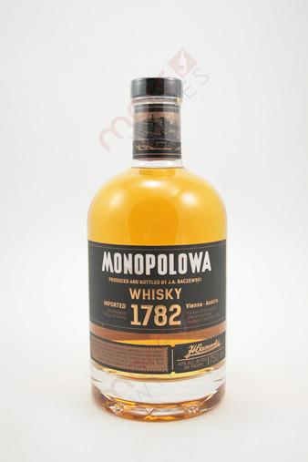 Monopolowa Whiskey 1782