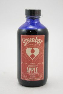 Greenbar Organic Bar Keep Apple Aromatic Bitters 236ml