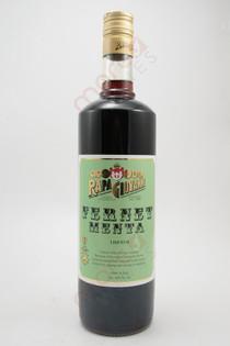 Rapa Giovanni Fernet Menta Liqueur 750ml