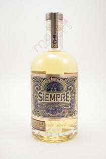 Siempre Tequila Reposado 750ml