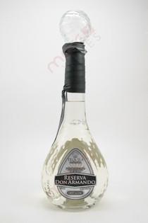 Reserva Don Armando Tequila Extra Anejo Cristalino 750ml