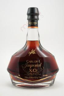 Osborne Carlos I Imperial X.O. Solera Gran Reserva Brandy de Jerez 750ml