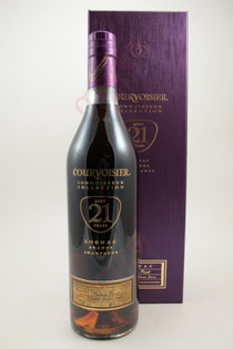 Courvoisier Connoisseur Collection 21 Year Old Grande Champagne Cognac 750ml