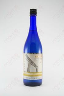 Momokawa Junmai Ginjo Silver Sake 750ml