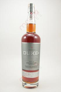 Duke Grand Cru Founder's Reserve Kentucky Straight Bourbon Whiskey 750ml