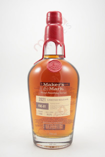2021 Maker's Mark 'FAE-01' Wood Finishing Series Limited Release Kentucky Straight Bourbon Whisky 750ml