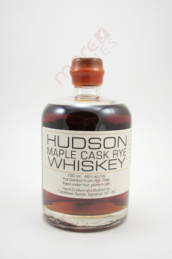 Hudson Maple Cask Rye Whiskey 750ml