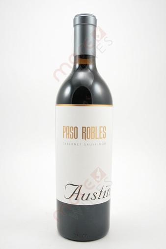 Austin Hope Paso Robles Cabernet Sauvignon 750ml