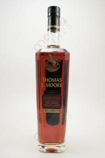 Thomas S. Moore Port Cask Finish Kentucky Straight Bourbon Whiskey 750ml