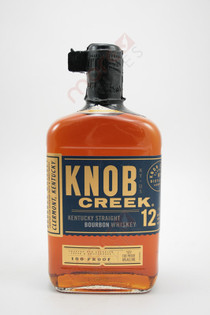 Knob Creek 12 Year Old Straight Bourbon Whiskey 750ml