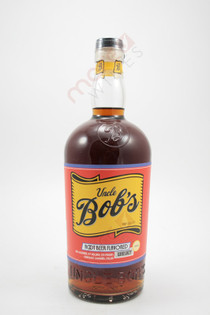 Uncle Bob's Root Beer Flavored Whiskey 750ml