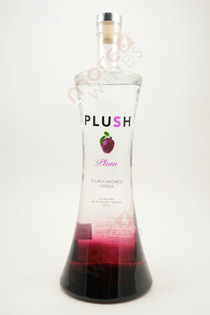 Plush Plum Flavored Vodka 750ml