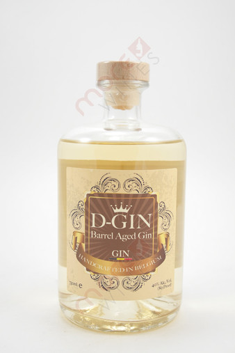 D-Gin Barrel Aged Gin 750ml