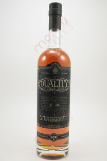 ASW 'Duality' Double Malt Whiskey 750ml