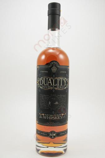 ASW 'Duality' Double Malt Whiskey 750ml