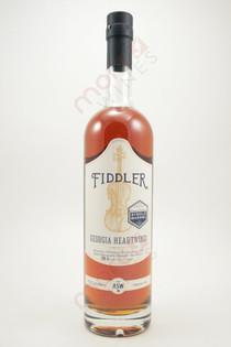 Fiddler Georgia Heartwood Bourbon Whisky 750ml