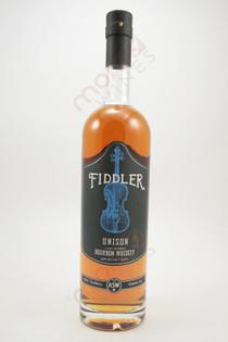 Fiddler Unison Bourbon Whiskey 750ml