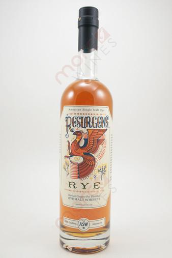 Resurgens Rye Malt Whiskey 750ml