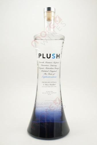 Plush Vodka 750ml