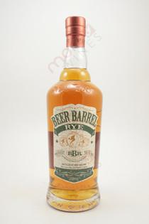 Beer Barrel Rye Whiskey 750ml