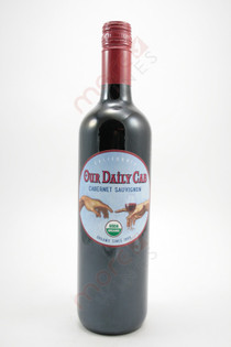 Our Daily Cab Organic Cabernet Sauvignon 750ml