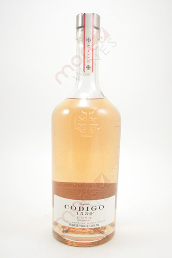 Codigo 1530 Tequila Rosa Blanco 750ml