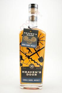 Heaven's Door Double Barrel Whiskey 750ml