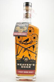 Heaven's Door Straight Bourbon Whiskey 750ml