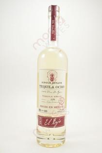 Tequila Ocho 'El Bajio' Single Estate Tequila Anejo 750ml