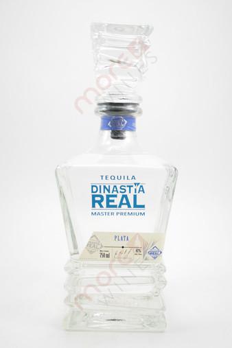 Dinastia Real Master Premium Tequila Plata 750ml