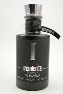 Insolente Tequila Extra Anejo Cristalino 750ml