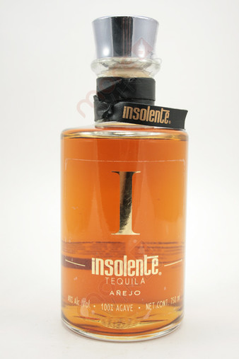 Insolente Tequila Anejo