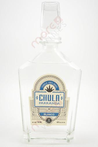 Chula Parranda Tequila Blanco 750ml