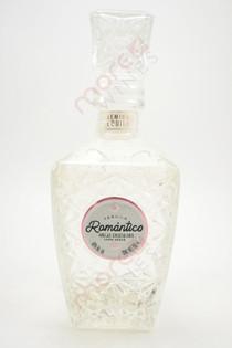 Romantico Tequila Anejo Cristalino 750ml