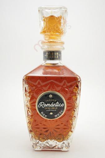 Romántico Tequila Extra Anejo 750ml