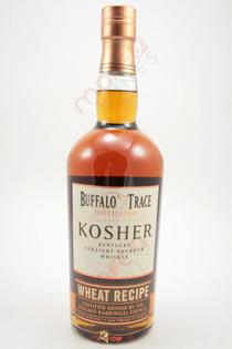 Buffalo Trace Distillery Kosher Wheat Recipe Straight Bourbon Whiskey 750ML