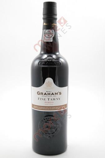 W & J Graham's Fine Tawny Port 750ml