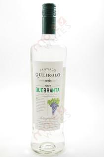 Santiago Queirolo Pisco Quebranta 750ml