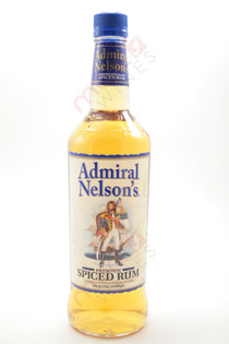 Admiral Nelson's Premium Spiced Rum 750ml