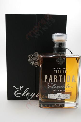 Partida Elegante Tequila Extra Anejo 750ml